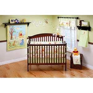 Walmart Baby Crib Sets Disney Baby Pooh S Playful Day 4 Pooh Bedding Set Walmart