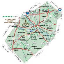gonzales county almanac