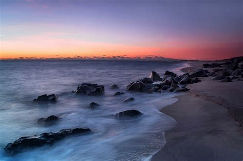 landscape photography in nj new jersey landscape waves washing on the and landscape in new jersey