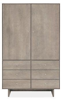 room and board hudson armoire 17 best images about statement cabinets on