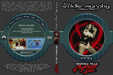 Beverly Cop 3 Collection beverly cop iii the eddie murphy collection dvd custom covers beverly