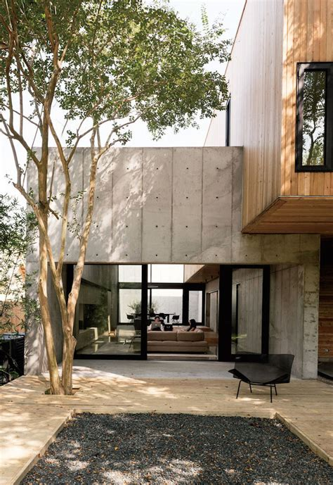 minimal home minimal concrete house by robertson design studio your