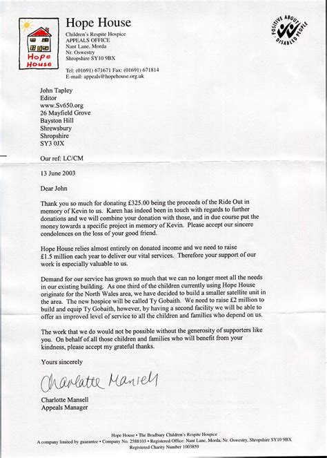 charity letter rspca 28 charity letter rspca comminuity services cover