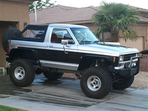 how it works cars 1984 ford bronco ii engine control 4xranger 1984 ford bronco ii s photo gallery at cardomain