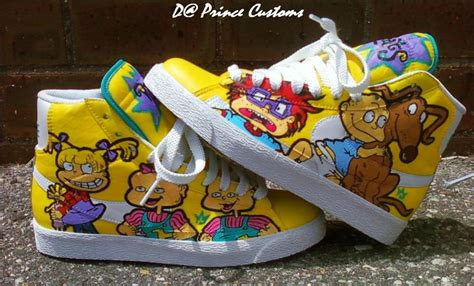 caillou slippers through the of dj caillou rugrats blazers why do