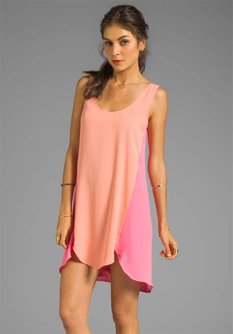 Revolve Clothing Gift Card - lovers friends dandy shift dress in pink at revolve clothing free shipping
