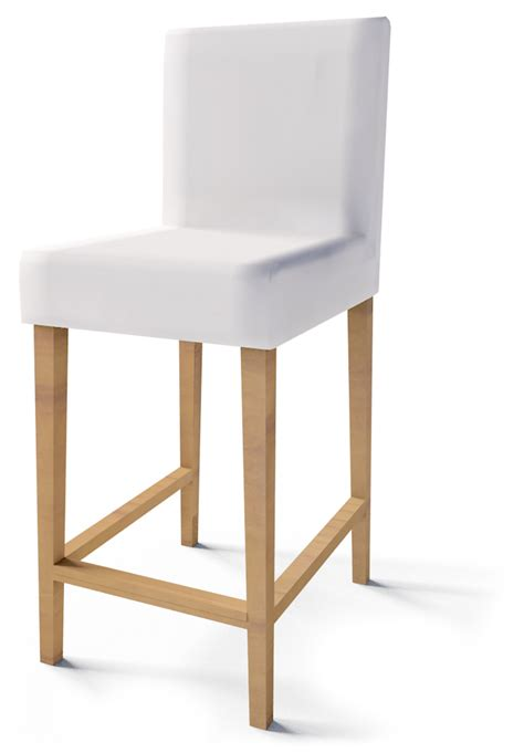 Ikea Bar Stool by Cad And Bim Object Henriksdal Bar Stool Ikea