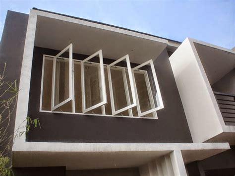 model jendela minimalis terbaik  desain rumah