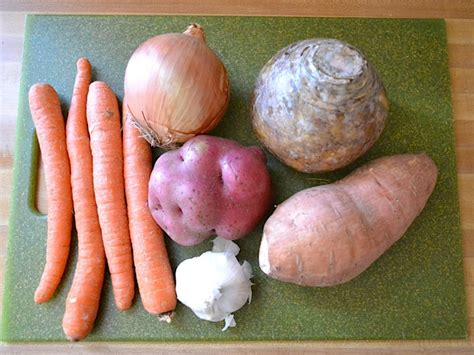 root vegetable pictures roasted root vegetables budget bytes