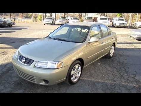 2003 nissan sentra wont start takes 2003 nissan sentra gxe start up engine and