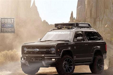 Ford Plans For 2020 by Hennessey Has Road Plans For 2020 Ford Bronco