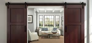 Ideas For Barn Doors 51 Awesome Sliding Barn Door Ideas Home Remodeling