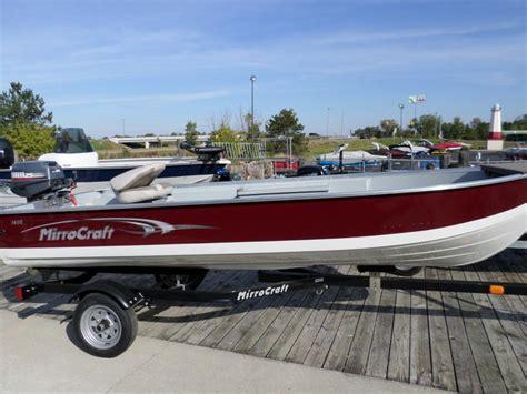 boat sales fenton mi mirro craft boats for sale in fenton michigan