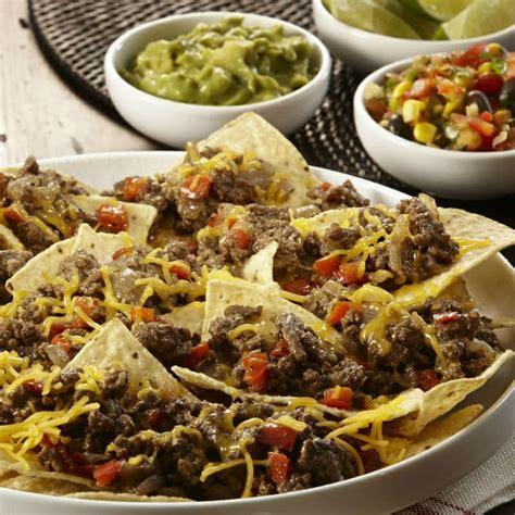 nachos grande supreme recipe   appetizer recipes fajita seasoning nacho grande fajitas