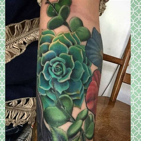 best 25 succulent tattoo ideas on pinterest