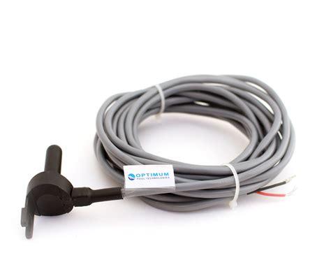 temperature sensors optimum pool technologies inc