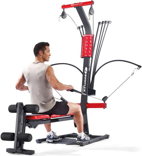 bench press rod bowflex pr1000 home gym home