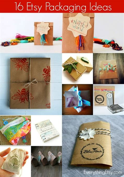 16 packaging ideas for etsy sellers everythingetsy com