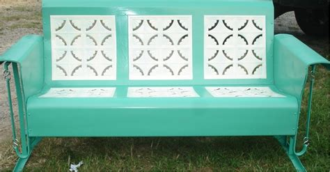 Brandi Nell The Southern Belle Wishful Wednesday Retro Outdoor Retro Furniture
