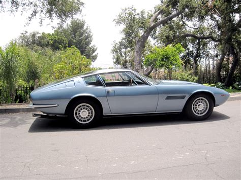 1969 Maserati Ghibli by Image 1969 Maserati Ghibli 4 7 Via Ebay Motors Size