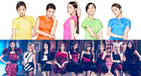 blackpink vs 2ne1 twice snsd blackpink 2ne1 gfriend wonder girls