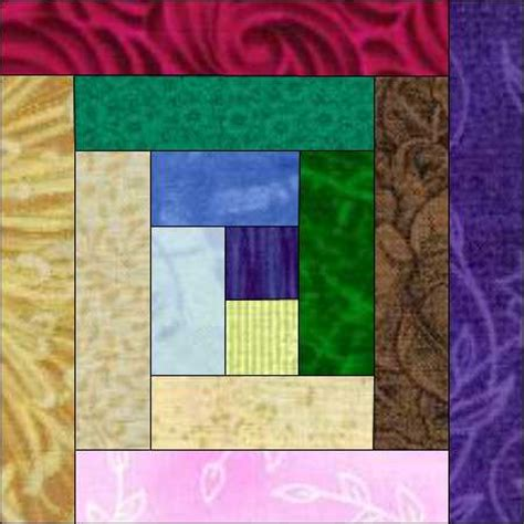 Log Cabin Quilt Pattern Variations by Log Cabin Variations Blogs Quilting Board