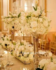 where to buy vases for wedding centerpieces popular gold centerpiece vases buy cheap gold centerpiece