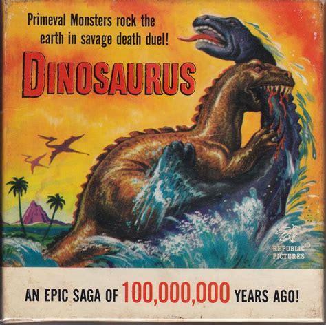 film game dinosaurus 662 best images about vintage fantastica on pinterest