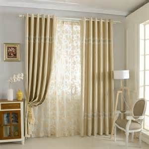 beige print curtains contemporary curtains polyester
