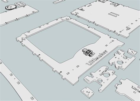 format file sketchup ulimaker lasercut files in 3d sketchup format by humberto
