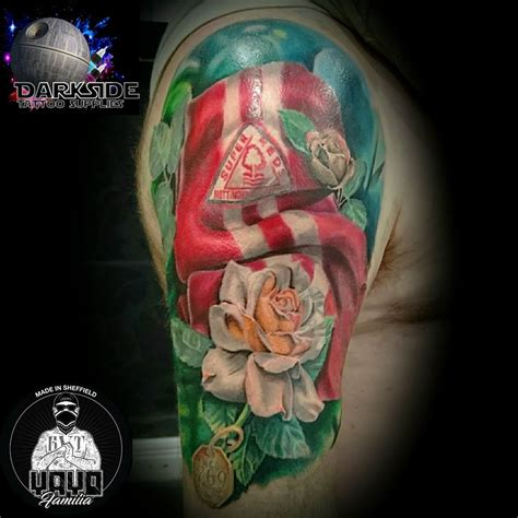 black rose tattoo studio black studio market warsop nottinghamshire