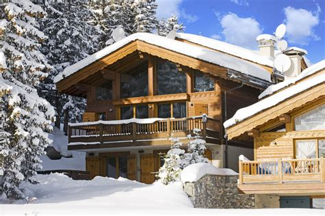 Chalet De Luxe Alpes 4425 by Rental Chalet Courchevel 1850 10 Monic1002