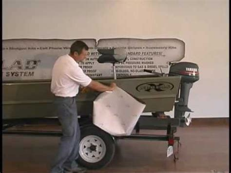 camo clad for boats part 1 of 4 how to videos boat camouflage install