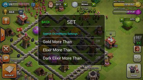 cara mod game coc cara cepat mengumpulkan gold elixir dan dark elixir pada