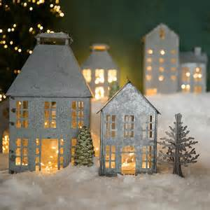 Winter Holiday Crafts - 326 best little metal houses images on pinterest metal houses tin house and christmas time