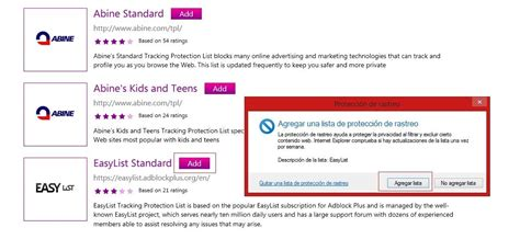 input pattern internet explorer tutorial bloquear publicidad en internet explorer