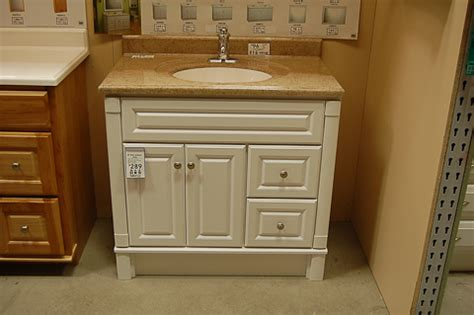 A vanity for the black and white 1940s bathroom 7 day gut
