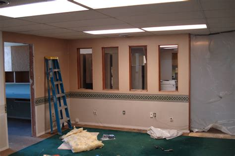 office remodel commercial office remodel