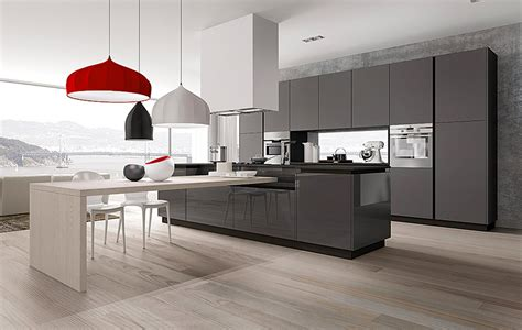 cucine moderne brescia cucine con isola