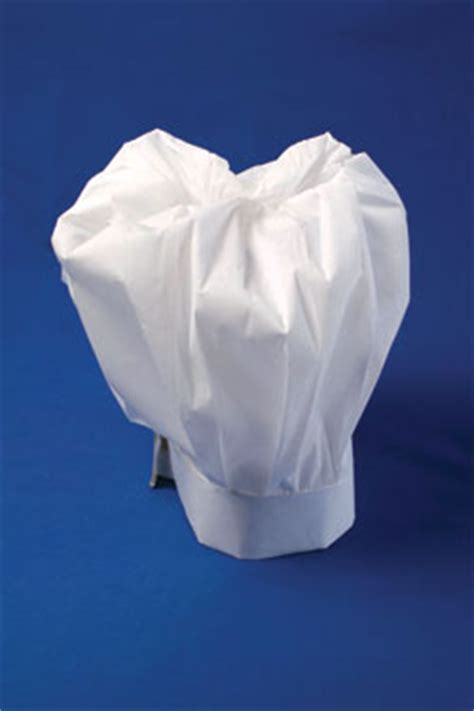 How To Make Chef S Hat With Paper - make a chef s hat great grub club