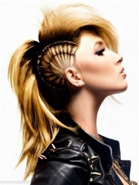images of hair braiding in a mohalk 45 fantastic braided mohawks to turn heads and rock this