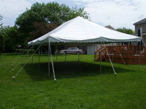 photo gallery of tent rentals with table chair