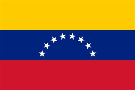 flags of the world venezuela file flag of venezuela svg wikibooks open books for an