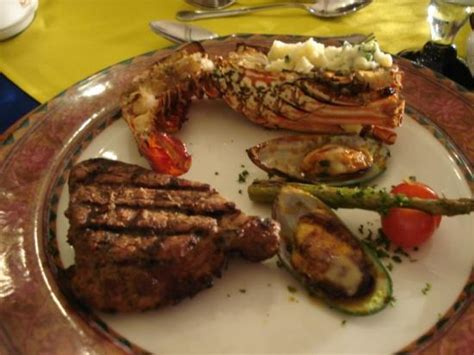 Steakhouse Restaurant   Picture of Hotel Riu Palace Las