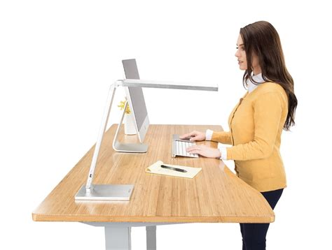 standing desk for tall person height adjustable standing desk uplift desk