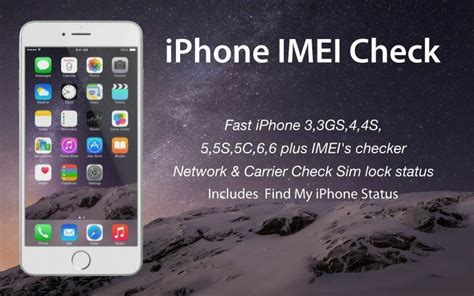 Iphone Imei Check Iphone Imei Carrier Check Sim Lock Status Find My Iphone Fast 1 To 12 Hours Ebay