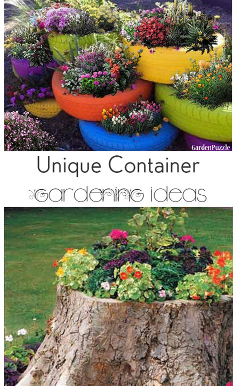 Unique Container Gardening Ideas 10 Container Gardening Ideas Bless My Weeds