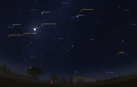 Meteor Shower In Australia by How To Tonight S Supermoon And All November S Meteor