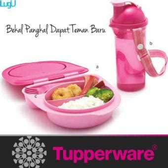 Tupperware Mangkok Large Handy features best promo large rice bowl with spoon tempat nasi