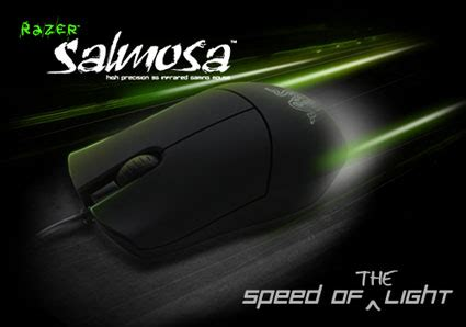 Mouse Razer Salmosa razer introduces entry level mouse at cebit salmosa legit reviews